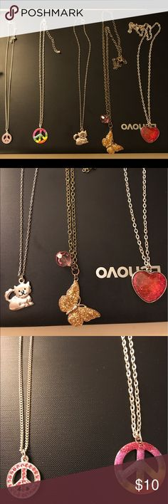 Set of 5 necklaces Set of 5 necklaces Accessories