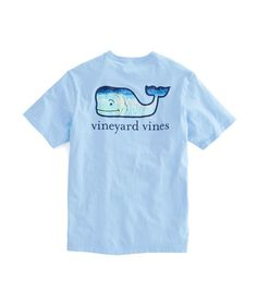 Shop Short-Sleeve Scale Whale Pocket T-Shirt at vineyard vines