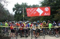 50 States & 13 Colonies bike rides