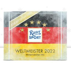 Fake-Sorte Weltmeister 2022