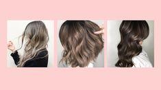 Kühle Akzente: Aschbraun, der neue Haarfarben-Trend für Brünette