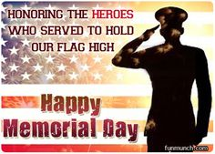 Memorial Day Quotes For Facebook | Memorial Day Comment