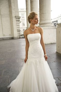 Abiti da sposa a sirena Linea Raffaelli