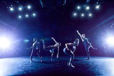 Juilliard's dance class of 2011 by Photo by Nir Arieli