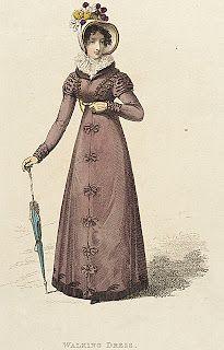 History in my Wardrobe: The Regency Pelisse
