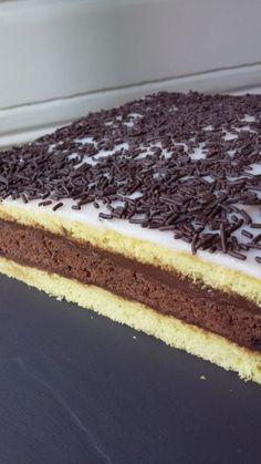 Torte Nutella, Paw Patrol Torte, Gateau Cake, Cake Recipes, Snack Recipes, Cronut, Cake Factory, Number Cakes, Food Cakes