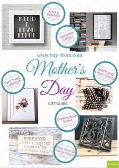 #mothersday #giftideas #presents #family #MothersDayGiftIdeas