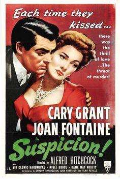 #Suspicion #carygrant