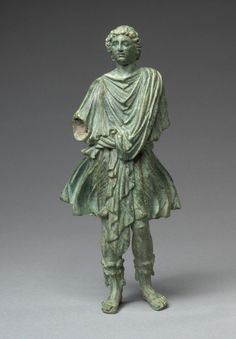 Lar, associated with Vesta and guardian of the household Roman, 1-25 A.D.