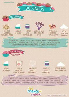 Docinho de gelatina
