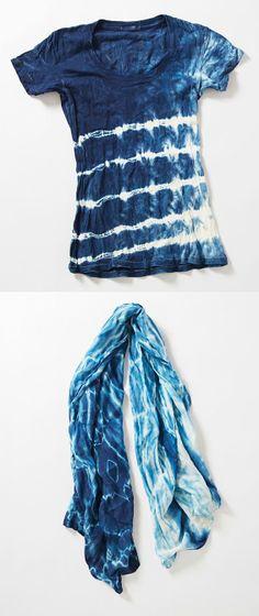 Tie Dye DIY Tutorial - Step By Step Pics