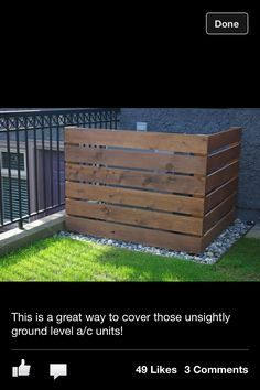 Landscaping Ideas To Hide Pool Equipment image image Find This Pin And More On Landscape Ideas