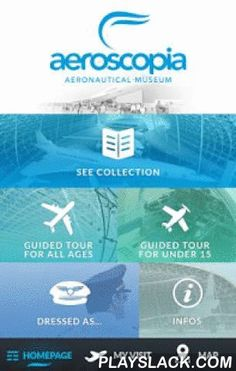 Aeroscopia EN  Android App - playslack.com ,  Discover the Collection of the aviation museum Blagnac Aeroscopia through a mobile application offering a free visit, guided tours and interactive games.This application allows you to access information on exposed aircrafts : old aviation, airliners (two models of the Concorde!), Helicopters, gliders or drones. Using the application is very simple: just scan a colorful symbol called Bleam placed on exhibition cartels to reveal the contents!The…