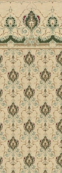 Monarch - Historic Wallpapers - Victorian Arts - Victorial Crafts - Aesthetic Movement