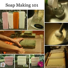 Soap Making 101 – How To Make Cold Process Soap
