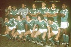 Time campeão brasileiro em 1978 - Em pé: Zé Carlos, Neneca, Mauro, Gomes, Edson e Miranda. Agachados: Capitão, Renato, Careca, Zenon e Bozó