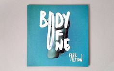 Body of One - Faze Action by SAY-YES-STUDIO, via Behance