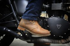 It seems like motorcycle apparel companies across the globe are incorporating Kevlar into everything these days. You can buy Kevlar lined shoes, socks, gloves and even underpants. We obviously get sent a lot of these moto goods, so here's a round-up of some of the better gear we've been sent recently. They all contain Kevlar in one way or the other, except the Saints denim jeans. So let's start there..., https://www.pipeburn.com/home/2017/01/22/wear-tear-moto-gear-guide.html