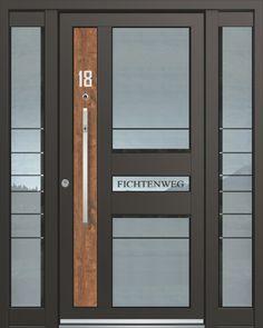 Charming Inotherm Haustür Modell ASS 1727 Tür Mit Viel Glas Preis Auf Anfrage Bei  Www.1001