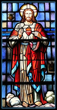 The Sacred Heart of Jesus | Flickr - Photo Sharing!