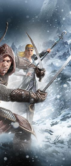 The Lord of the Rings: War in the North, video game
