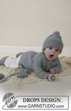 Cabled Cardigan, Hat, and Socks #knitted # Baby Boy @ Af 8/1/13   FREE PATTERN