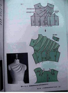 Cartamodello drap