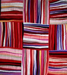 Love these style quilts.