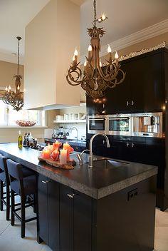 Modern klassiek keuken op maat, Lodder keukens - Doornebal Interieurs