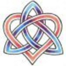 @Kayla Manti So i think i just found out shared tattoo. because it's the celtic soulmate symbol pretty much. READ IT!!!!!