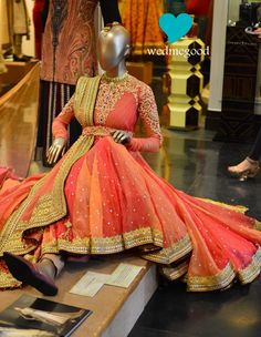 Post image for Sneak Peak: Tarun Tahiliani's Bridal Couture Expo 2014
