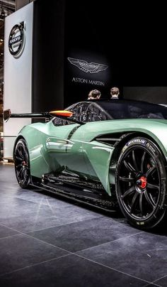Aston Martin is known around the world as one of the premier luxury car makers. The Aston Martin Vulcan is a track-only supercar Luxury Sports Cars, Top Luxury Cars, Sport Cars, Carros Aston Martin, Aston Martin Lagonda, Aston Martin Cars, Mazda, Most Expensive Luxury Cars, Dream Cars