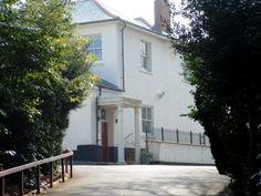 Mowbray House Garage Doors, Outdoor Decor, House, Home Decor, Decoration Home, Home, Room Decor, Home Interior Design, Homes