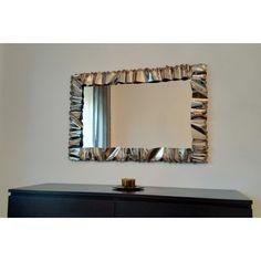 CORNICE design FERRO BATTUTO per Specchio o Foto con o senza LED . Realizzazioni Personalizzate . 850 Led, Mirror, Furniture, Design, Home Decor, Interior Design, Design Comics, Home Interior Design, Arredamento