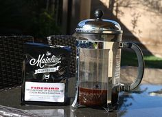It's Tuesday grab a French Press and our Firebird Firebird, French Press, Tuesday, Coffee Maker, Kitchen Appliances, Beverages, Bebe, Coffee Maker Machine, Diy Kitchen Appliances
