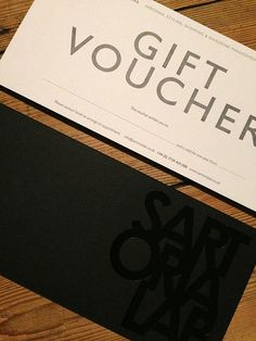Christmas gift ideas for men - Sartoria Lab gift voucher for Colour Style Consultation £150
