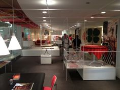 "BRIGHT LYONS & HERMAN MILLER Present Alexander Girard ""An Uncommon Vision"" opening today at NeoCon Chicago 2012"