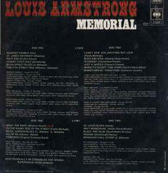 Louis Armstrong - Memorial (Vinyl, LP) at Discogs