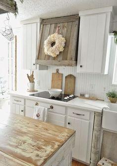 Best Farmhouse Kitchen Remodel Ideas (35)
