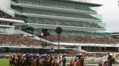 Flemington Racecourse in Australian, named to CNN's Top 10 grandstand views: The world's most beautiful racecourses - CNN.com