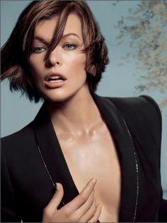 Milla Jovovich by Inez & Vinoodh