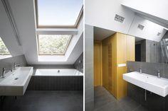 idhea: loft conversion in terronska   designboom