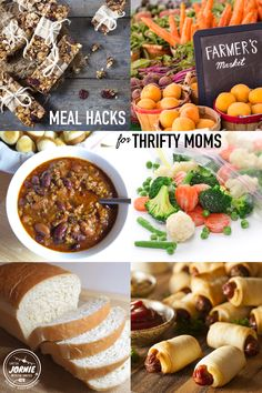 Meal Hacks for Thrifty Moms