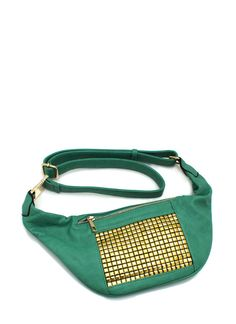 studded convertible fanny pack $30.00