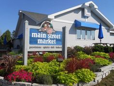 Stop at the Main Street Market in Egg Harbor before the show to pick up a picnic dinner! Bring your food down to the beer garden before the show to eat while taking in the view!