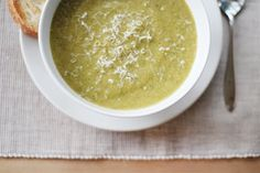 A CUP OF JO: The Best Broccoli Soup You'll Ever Have