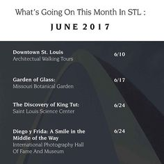 """Here's what's going on in St. Louis this month! • • • • #stl #stlouis #events #june #citylife #schedule #bestoftheday #picoftheday #igers #city #downtown #instagood #like4like #event #whattodo #celebrate #ecapmortgage #endeavorcapitalmortgage #letsgo #getout"" by @ecapmortgage. #이벤트 #show #parties #entertainment #catering #travelling #traveler #tourism #travelingram #igtravel #europe #traveller #travelblog #tourist #travelblogger #traveltheworld #roadtrip #instatraveling #instapassport…"