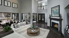 Milano floor plan of the Ladera community. 5 bedrooms / 5.5 bathrooms starting from $756,900.