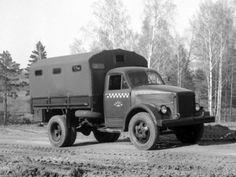 ГАЗ-51Р '1956–75