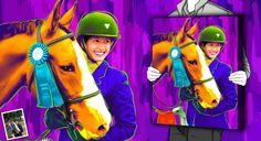 Pop Art 1 Panel from Photos Pop Art For Kids, Pop Art Artists, Pop Art Portraits, M Photos, Show Horses, Art Reproductions, Fine Art Paper, Cotton Canvas, Equestrian